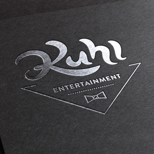 Kuhl Entertainment Logo Design & Brand Strategy